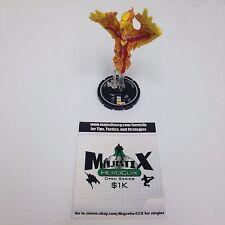 Heroclix Ultimates set Phoenix #093 Unique / Super Rare figure!