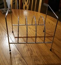 Pot Lid Rack Holder Organizer stainless steel