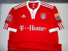 Luca Toni maglia shirt Bayern Munchen match worn AUTOGRAFO signed
