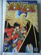 Devil Devil, tome 7 Yuki  Myoshi PIKA MANGA SHONEN ANGE DEMON JUMEAUX EXORCISTE