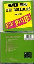 SEX PISTOLS - Never Mind the Bollocks - 1985 Virgin Holland