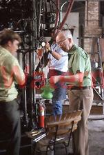 Kanawha Glass Blower Factory Worker Dunbar West Virginia 1974 Kodak 35mm Slide 4