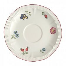 Villeroy & and Boch PETITE FLEUR saucer for espresso cup 13cm NEW NWL