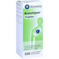 BRONCHIPRET Tropfen   100 ml   PZN11535810