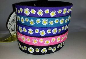 Beastie Band Cat Collars - =^..^= Purrfectly Comfy - DAZZLING DAISY