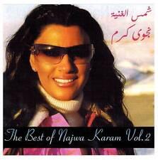 Arabische Musik - Najwa Karam - The Best of ... Vol. 2