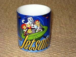 The Jetsons Cartoon Advertising MUG