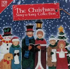 Christmas Sing-A-Long Collection (2 CD Set, 2008, Brand New)