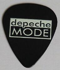 DEPECHE MODE cool guitar pick Gitarre plektrum 2013 DM tour logo bild rock RARE