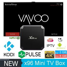 X96 Mini Android TV BOX Vavoo | Kodi | IPTV TV | 4K | 7.2.1 Quad Core 8GB