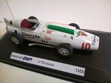 MASERATI 420M F1 1/43 - N°10 MOSS - 1958