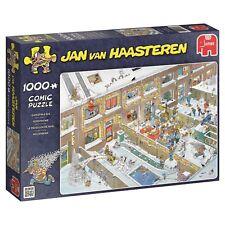 "Jan van Haasteren ""Christmas Eve"" jigsaw Puzzle (1000-Piece) NEW jumbo games"