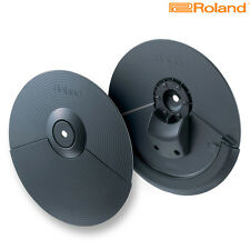 "Roland CY-5 Dual-Trigger 10"" V Cymbal Pad for Hi-Hat Splash l Authorized Dealer"