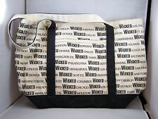 Canvas Wicked Tote Bag Broadway
