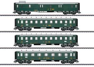 Märklin 42388 Oldtimer-Personenwagen-Set SBB