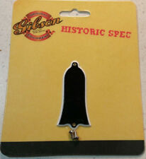 GIBSON 1959 Les Paul Historic Re-issue Truss Rod Cover w/Screws Genuine PRTR-120