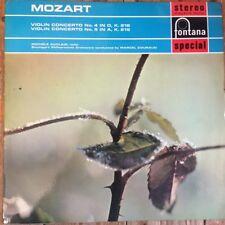 SFL 14090 Mozart Concerto pour violon Nos 4 & 5/Michele AUCLAIR/courad