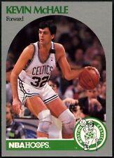 Kevin McHALE #44 - BOSTON CELTICS-Hoops 1990-1991 Basket CARD (C494)