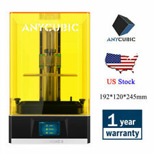 """ANYCUBIC Mono X LCD 3D Printer Larger & Faster Printing WiFi 3.5""""TFT 405nm Resin"""