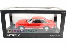 Véhicules miniatures rouges Peugeot