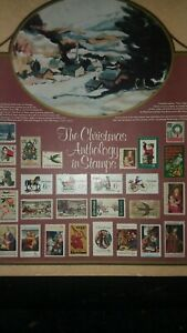 Christmas Anthology In Stamps