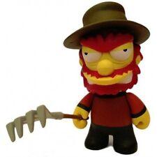 Willie Freddy Krueger 3/40 Simpsons Treehouse of Horror Figurine Kidrobot