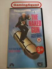 The Naked Gun (CiC) VHS Video Retro, Supplied by Gaming Squad