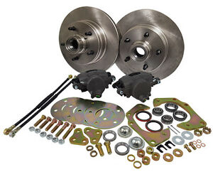 1961-1968 Cadillac Front Disc Brake Conversion Kit