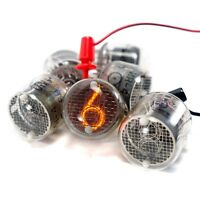 6x IN-4 nixie tubes for DIY clock USSR NOS