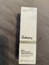 The Ordinary 100% Cold-Pressed Virgin Marula Oil 100% GENUINE UK Seller