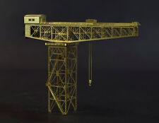 Alliance Model Works 1/700 IJN 150ton Giant Cantilever Crane (Nagasaki)