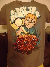 A DAY TO REMEMBER T-SHIRT- Men's SMALL - ADTR- METAL/METALCORE SHIRT