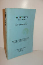 Short Cuts by Raymond Carver 1st/1st 1993 Vintage ARC Paperback Proof