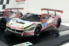 Carrera Evolution 27591 Ferrari 488 GT3 WTM Racing, #22 1/32 Car