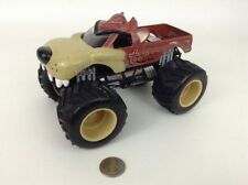 Mattel 2004 Hot Wheels Monster Jam 1:24 Scale Die-cast Toy Monster Truck Taz