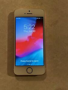 Apple iPhone SE - 16GB - Gold (Unlocked) A1662 (CDMA + GSM)