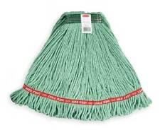 RUBBERMAID FGA11206GR00 Web Foot(R) Cotton/Synthetic Blend Yarn Wet Mop,