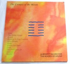 The corners of the mouth US VINYL COMPILATION LP Mouse on Mars, Moby, Scanner