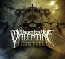"BULLET FOR MY VALENTINE ""SCREAM AIM FIRE"" CD NEUWARE"