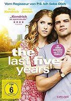 The Last Five Years von Richard LaGravenese | DVD | Zustand gut