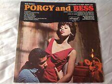 PORGY & BESS - George Gershwin - LP Record Allegro ALL 764