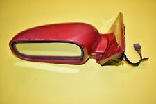 92 93 94 95 96 Honda Prelude Power Side View Mirror Left Driver Side OEM Red