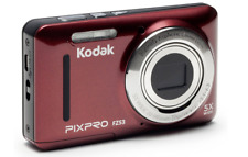 KODAK PIXPRO Zoom FZ53-BK 16MP Digital Camera 5X Optical Zoom 2.7