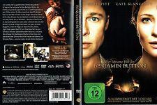 (DVD) Der seltsame Fall des Benjamin Button - Brad Pitt, Cate Blanchett