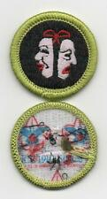 """Theater Merit Badge, Type L """"Since 1910"""" Back (2013-Current), Mint!"""