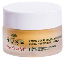 Nuxe REVE DE MIEL Ultra Nourishing LIP BALM With Honey Lipbalm 15g NO BOX
