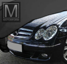 Mercedes CLK C209 CLK280 CLK55 Ganzgarage Auto Car Cover Spiegeltaschen weich