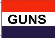 Guns Flag Dealer Sign Gun Store Advertising Pennant Pawn Banner 3x5 Outdoor New