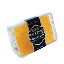 Palermo Honeycomb 100% Edible, All-Natural, Gourmet Raw Honeycomb, No Additives