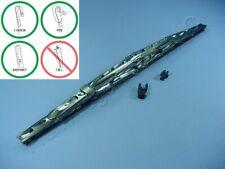 "Pilot Automotive WBP-22GM 22"" 23"" Universal Hot Rod Dual Wiper Blade Gun Metal"